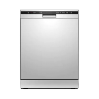 Brandt DWF137DS 60cm Free Standing Dishwasher - Silver