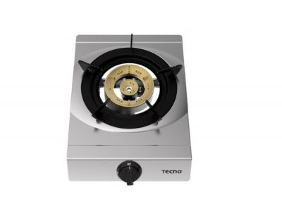 TECNO T0318SV  SINGLE -BURNER TABLE COOKER S/S